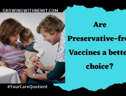 Are Preservative-free Vaccines a better choice? #YourCareQuotient