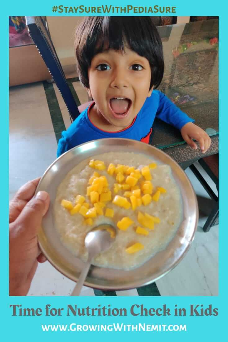 With the current situation, we need to be sure that our kids have a strong immune system. It's time to check nutrition in Indian kids!