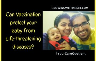 Can vaccination protect your baby from life-threatening diseases?