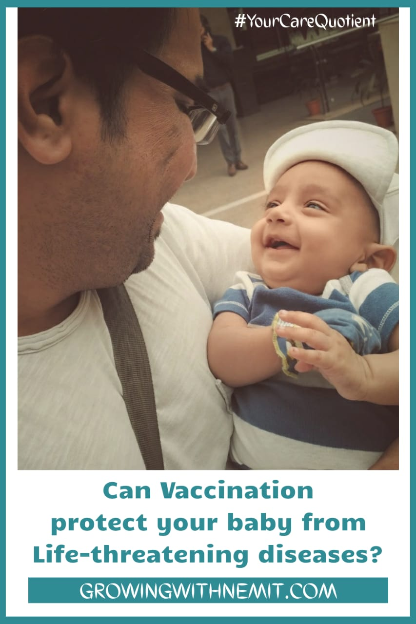 Vaccines needed in the first year of life