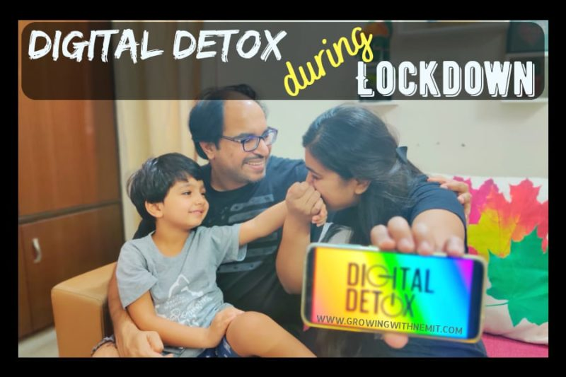 Do you feel the need to take a break from the devices and disconnect from the online world? Do you still yearn for a Digital Detox during lockdown?