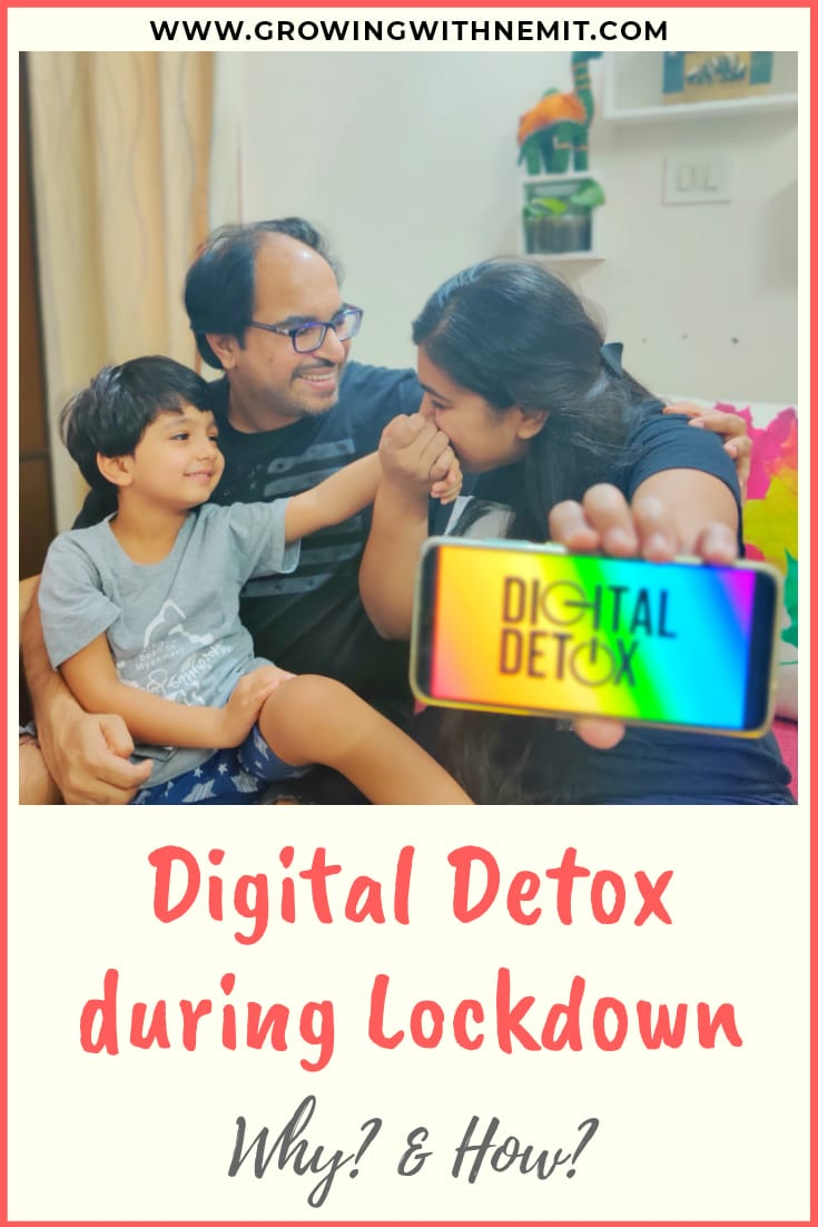 Do you feel the need to take a break from the devices and disconnect from the online world? Do you still yearn for a Digital Detox under lockdown?