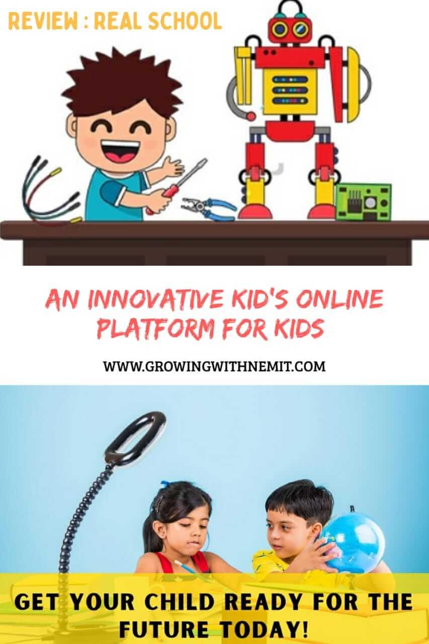 Real School - popular online learning platform