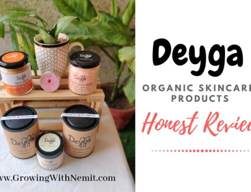 DEYGA Organic Skincare Products – Honest Review
