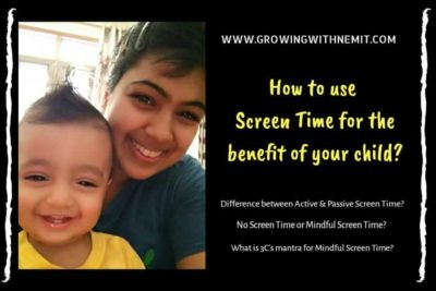 Is screen time educational or distracting? How to use screen time for the benefit of your child?