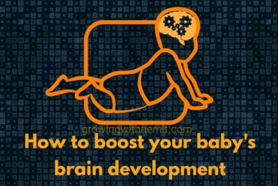 How to boost baby's brain development