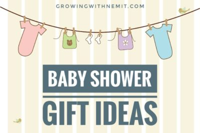 4 exciting baby shower gift ideas