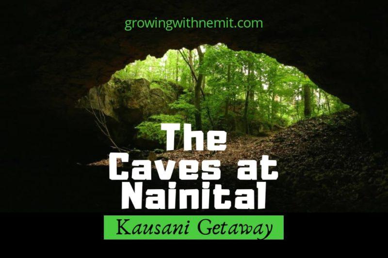 Caves at Nainital, Eco cave park