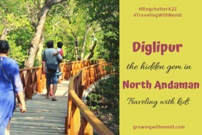Diglipur the hidden gem in North Andaman
