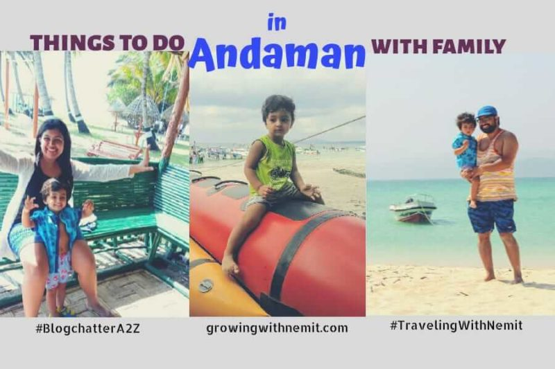 Things to do in Andaman with family