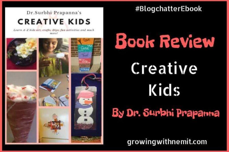 Creative Kids by Dr. Surbhi Prapanna