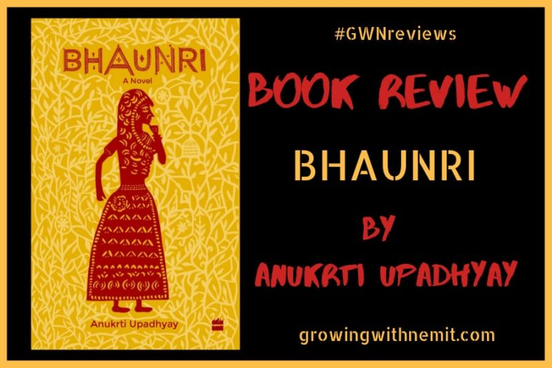 Bhaunri by Anukrti Upadhyay - Book Review