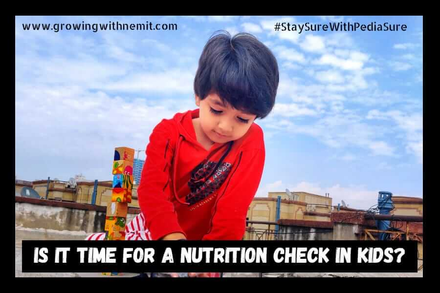 It's Time to Check Nutrition in Indian Kids for their Strong Immunity!