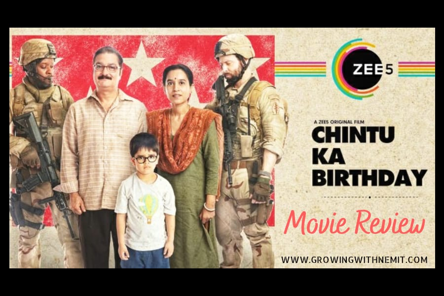 Chintu Ka Birthday! Will it be a Happy One amidst Chaos? Movie Review