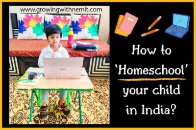 How to Homeschool your Child in India?