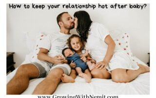 Becoming a new parent can produce a host of challenges, in your relationship and in your sex life. Here are 6 tips to keep your relationship hot after baby!