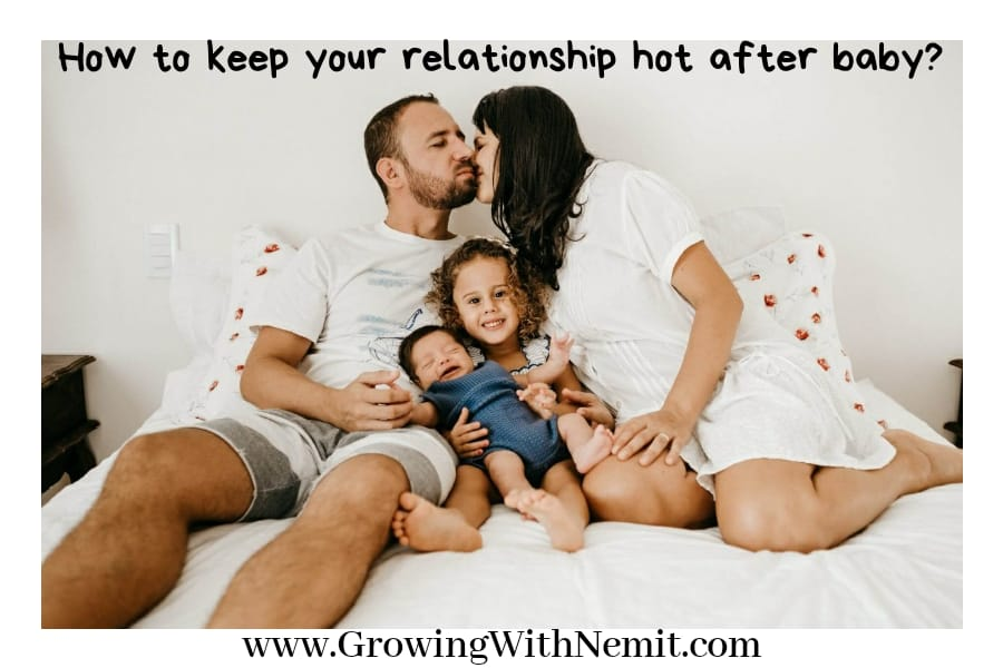 6 Ways to Keep Your Relationship Hot After Baby