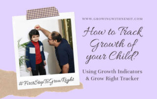 Are you always worried if your child is growing right or not? If yes, then you should know about the growth indicators in children in India.