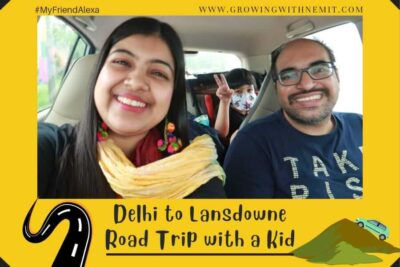 Lansdowne is the most peaceful hill station near Delhi. Check out our Delhi to Lansdowne Weekend Road Trip blog and vlog here.