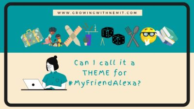 This is My Theme for #MyFriendAlexa